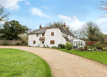 Thumbnail 5 bed detached house for sale in Clench Common, Marlborough, Wiltshire