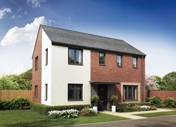 "Thumbnail 3 bed detached house for sale in ""The Clayton Corner"" at Heyford Avenue, Buckshaw Village, Chorley"
