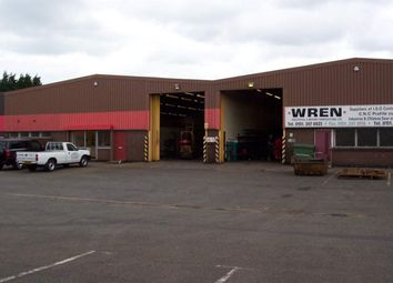 Thumbnail Industrial to let in Unit 24, Sandon Estate, Liverpool