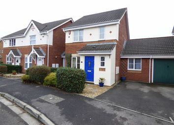 Thumbnail 3 bed detached house for sale in Damson Road, Weston-Super-Mare