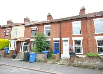 Thumbnail 3 bed terraced house for sale in Bell Road, Norwich