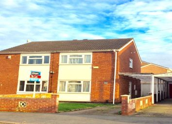 Thumbnail 3 bed semi-detached house to rent in Nicklaus Road, Leicester