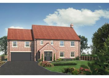 Thumbnail 5 bed detached house for sale in Lound Low Road, Sutton Cum Lound, Retford