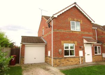 Thumbnail 2 bed semi-detached house for sale in Herriot Walk, Scunthorpe
