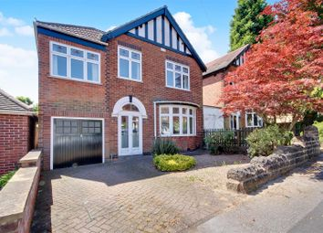 Thumbnail 4 bed detached house for sale in The Mount, Redhill, Nottingham