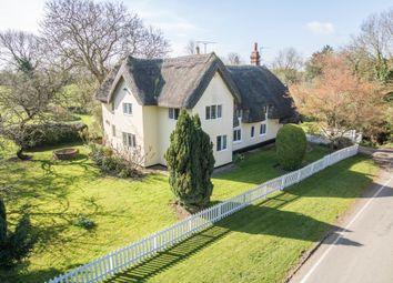 5 bed detached house for sale in Hamperden End, Debden Green, Saffron Walden CB11