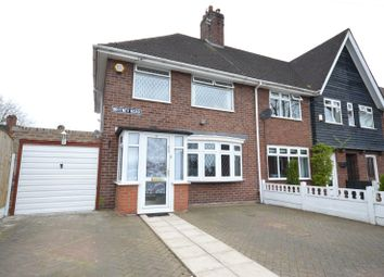 Thumbnail 3 bed end terrace house for sale in Whitney Road, Woolton, Liverpool