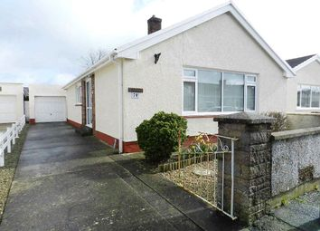 Thumbnail 3 bed detached bungalow for sale in Greenhill Crescent, Haverfordwest, Pembrokeshire