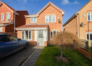 Thumbnail 3 bedroom detached house to rent in Burley Close, Skelton-In-Cleveland, Saltburn-By-The-Sea