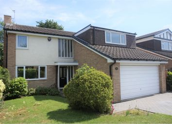 Thumbnail 4 bed detached house for sale in Southdown Crescent, Cheadle