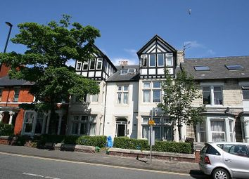 Thumbnail 2 bed flat to rent in Heaton Park Road, Heaton, Newcastle Upon Tyne