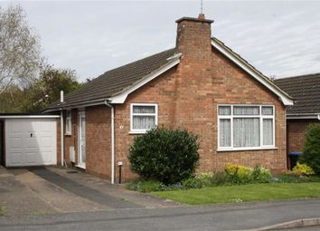 Thumbnail 2 bed detached bungalow for sale in Overfield Close, Ratby, Leicester