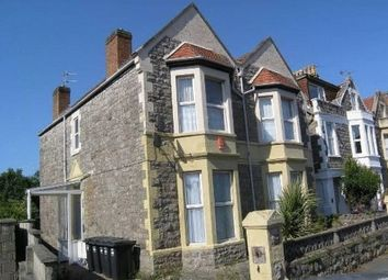 Thumbnail 1 bed flat for sale in Gordon Road, Weston-Super-Mare