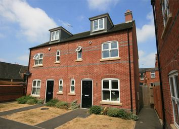 Thumbnail 4 bed semi-detached house for sale in Old Scholars Close, St James, Northampton
