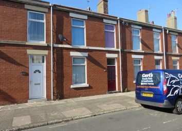 Thumbnail 4 bed terraced house to rent in Kent Street, Fleetwood