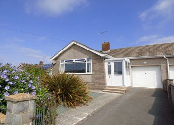 Thumbnail 2 bed bungalow for sale in Beechwood Avenue, Locking, Weston-Super-Mare