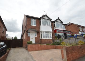 Thumbnail 4 bed semi-detached house for sale in Pinhoe Road, Exeter