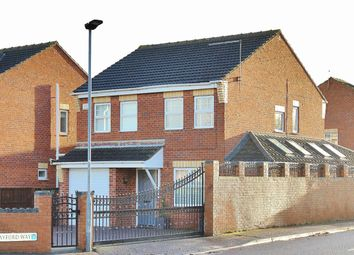 Thumbnail 5 bed detached house for sale in Bayford Way, Wombwell, Barnsley