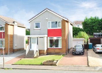 Thumbnail 3 bed detached house for sale in Hillfoot Gardens, Uddingston, Glasgow
