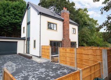 Thumbnail 4 bedroom detached house for sale in Bridgefield Drive, Bury, Greater Manchester