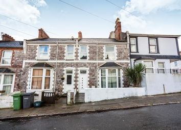 Thumbnail 4 bed terraced house for sale in Torquay, Devon, England