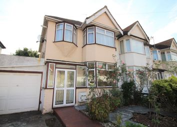 Thumbnail 3 bed end terrace house for sale in Durants Road, Enfield