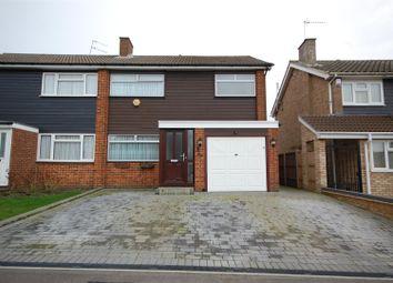 3 bed semi-detached house for sale in Lulworth Avenue, Goffs Oak, Waltham Cross EN7