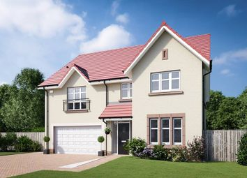 "Thumbnail 5 bed detached house for sale in ""The Lewis"" at Edinburgh Road, Belhaven, Dunbar"