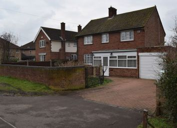 Thumbnail 3 bed detached house to rent in Great North Road, Eaton Ford, St. Neots