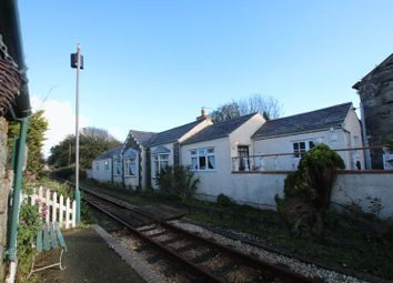 Thumbnail 2 bed detached bungalow for sale in Railway Cottage, Croit E Caley, Colby