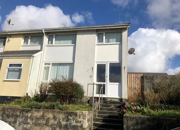 Thumbnail 3 bed end terrace house to rent in Flamank Park, Bodmin