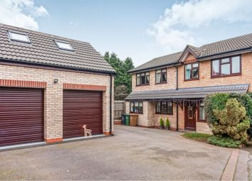 Thumbnail 4 bed detached house for sale in Beardsley Road, Quorn
