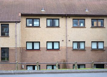 Thumbnail 1 bed flat for sale in Parkend Gardens, Saltcoats