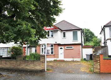 Thumbnail 3 bed detached house for sale in Preston Road, Wembley, Middlesex