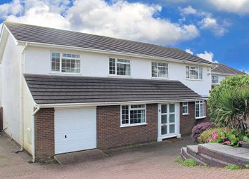 Thumbnail 4 bed detached house for sale in Owls Lodge Lane, Mayals, Swansea