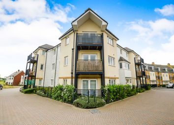 Thumbnail 1 bed flat for sale in Jack Dunbar Place, Ashford