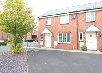 Thumbnail 2 bed end terrace house for sale in Seymour Way, Magor, Caldicot