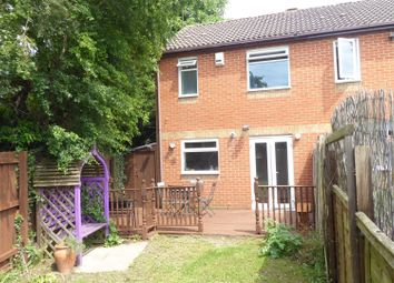 Thumbnail 2 bed semi-detached house for sale in Copperfields Close, Houghton Regis, Dunstable
