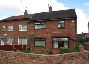 Thumbnail 3 bed terraced house for sale in Belleville Avenue, Manchester
