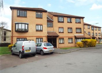 Thumbnail 1 bedroom flat for sale in Marwell Close, Gidea Park, Romford