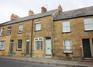 Thumbnail 2 bedroom terraced house for sale in West Street, Ilminster