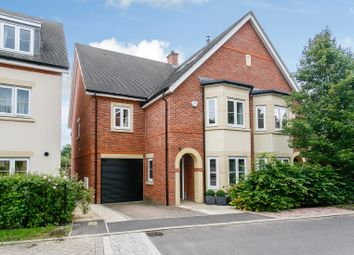 Thumbnail 4 bedroom semi-detached house for sale in Iffley Turn, Oxford