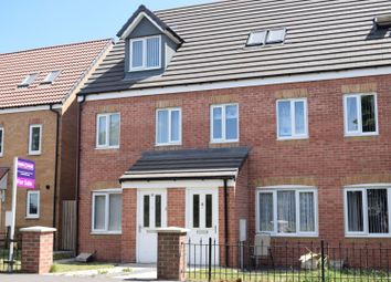3 bed town house for sale in Wingate Way, Ashington NE63