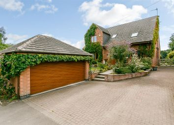 Thumbnail 4 bed property for sale in Duck Street, Egginton, Derby