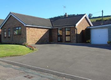 Thumbnail 3 bed detached bungalow for sale in Park View, Ruardean
