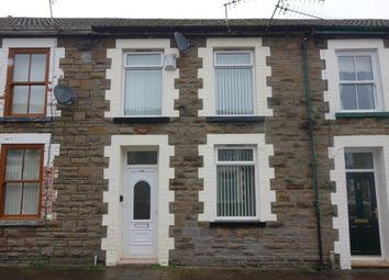 Thumbnail 2 bed terraced house for sale in Treasure Street, Treorchy