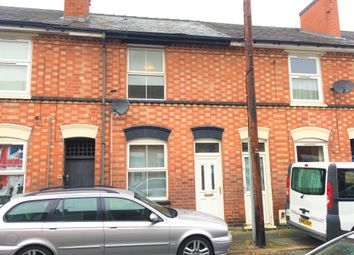 Thumbnail 3 bed property to rent in Russell Street, Loughborough