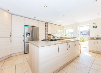 Thumbnail 5 bed semi-detached house for sale in Robins Grove Crescent, Yateley
