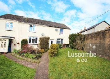 Thumbnail 2 bed cottage to rent in Tregwilym Road, Rogerstone
