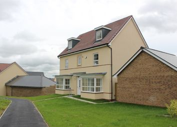 Thumbnail 5 bed detached house for sale in Wyndham Park, Great Mead, Yeovil